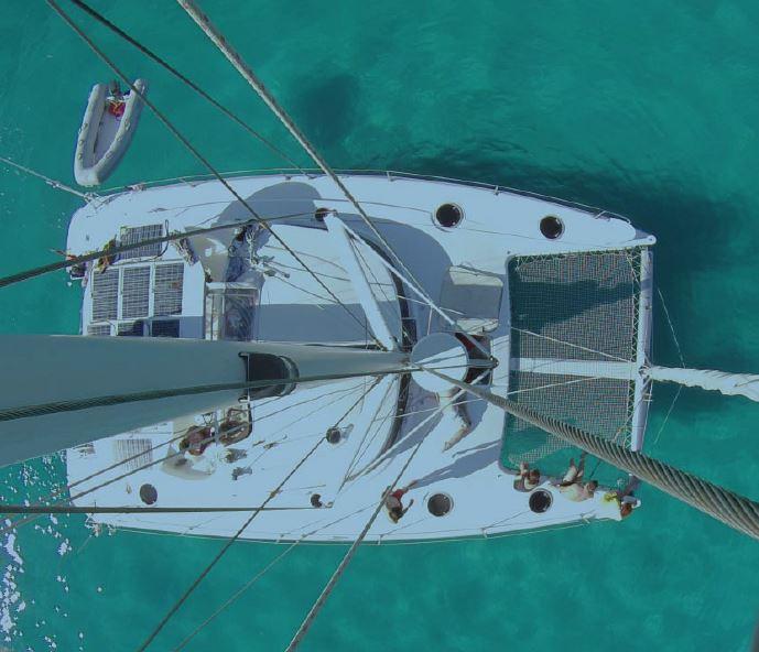 Catamarán Belize 430
