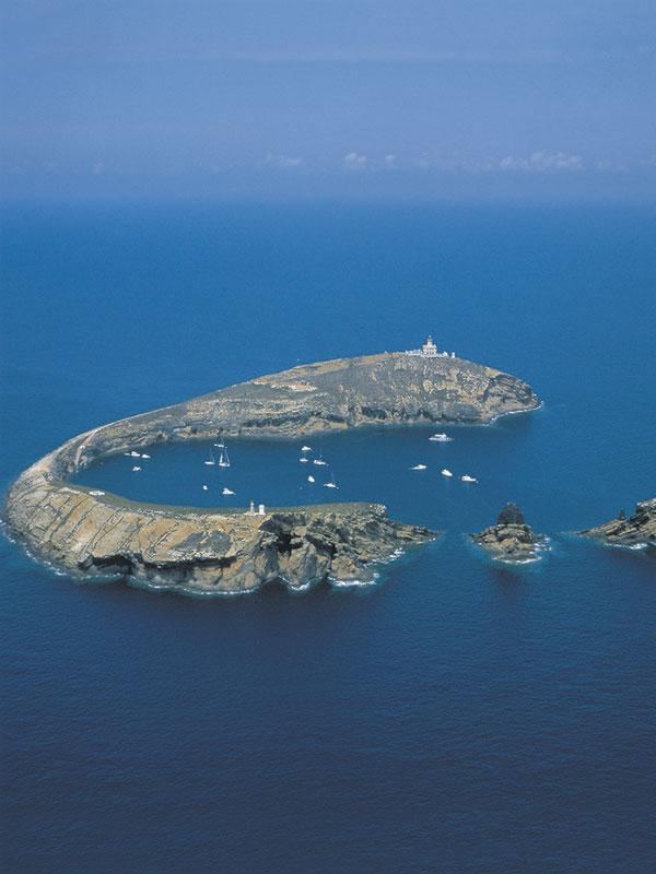 Islas Columbretes Excursión Velero