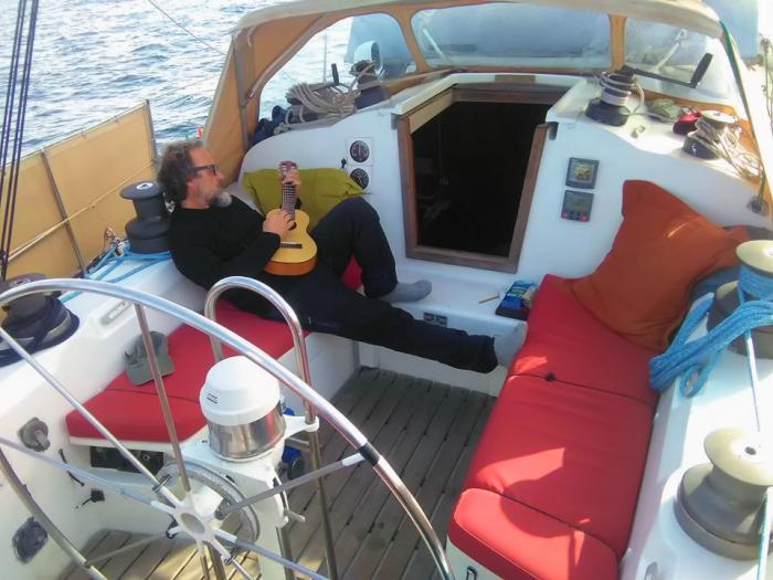 Vivir a bordo de un velero