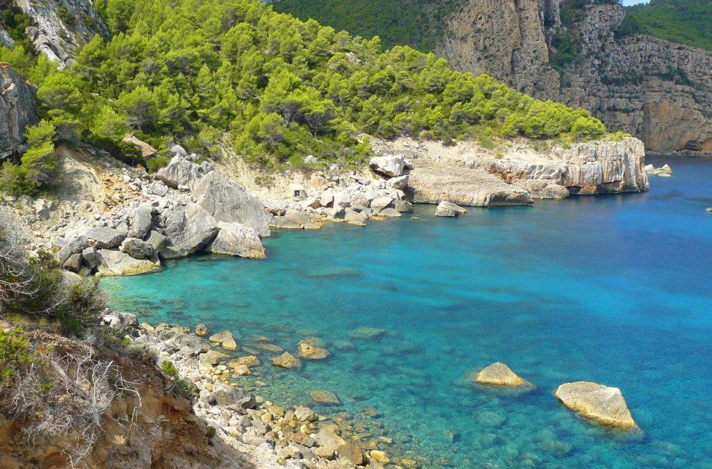 Playas y calas para perderse por Ibiza